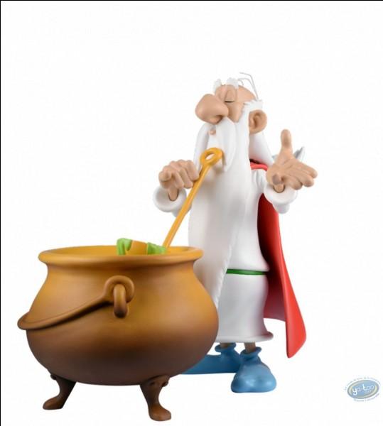 Parmi ces ingrédients, lequel est dans la potion magique ?