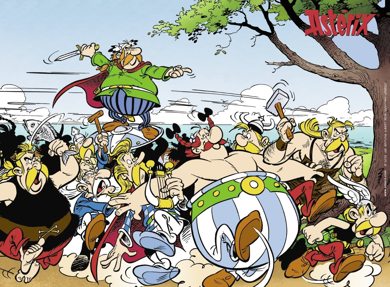 Le grand quiz sur Astérix et ses amis !