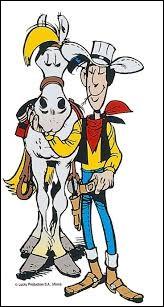 À quoi jouent Lucky Luke et son cheval Jolly Jumper ?