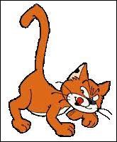 Comment se nomme le chat de Gargamel ?