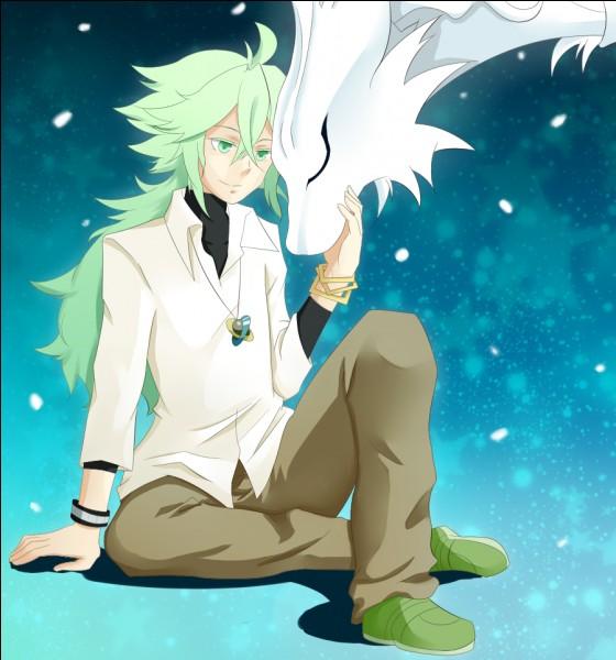 N (personnage important dans Pokémon Noir et Blanc) est un Pokémon.