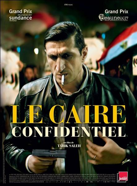 """""""Le Caire confidentiel"""" (en VO The Nile Hilton incident) est un film sorti en 2011, se passant dans la capitale égyptienne. De quelle nature est le film ?"""