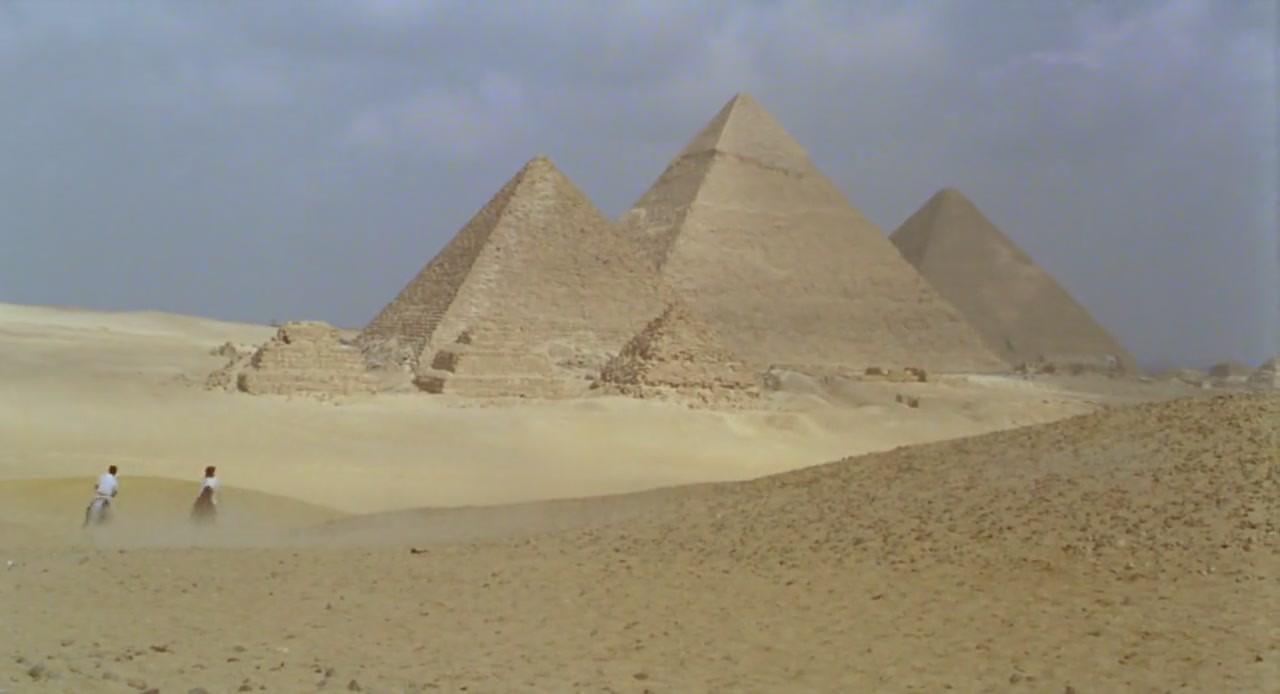 L'Egypte dans les films