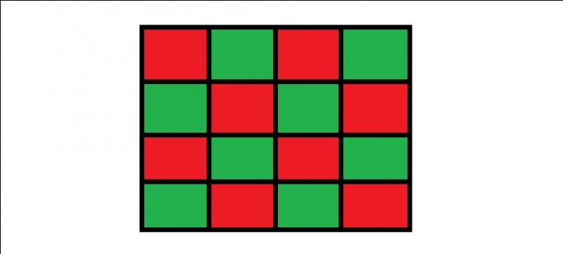 Combien y a-t-il de carrés sur cette image ?