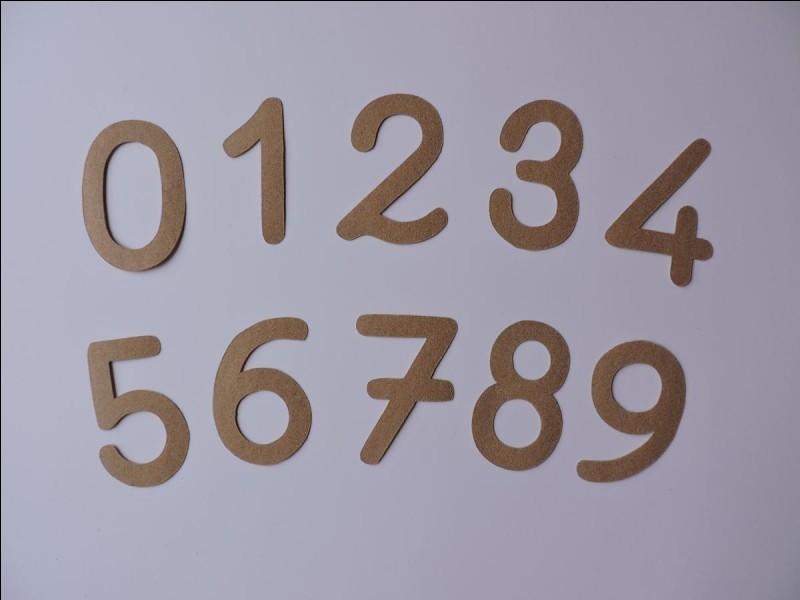 Quel est ton chiffre préféré parmi ceux proposés ?