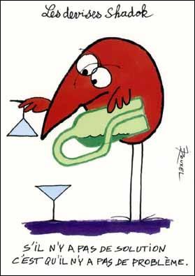 Nous allons boire quelques verres à la santé de Quizz.biz !