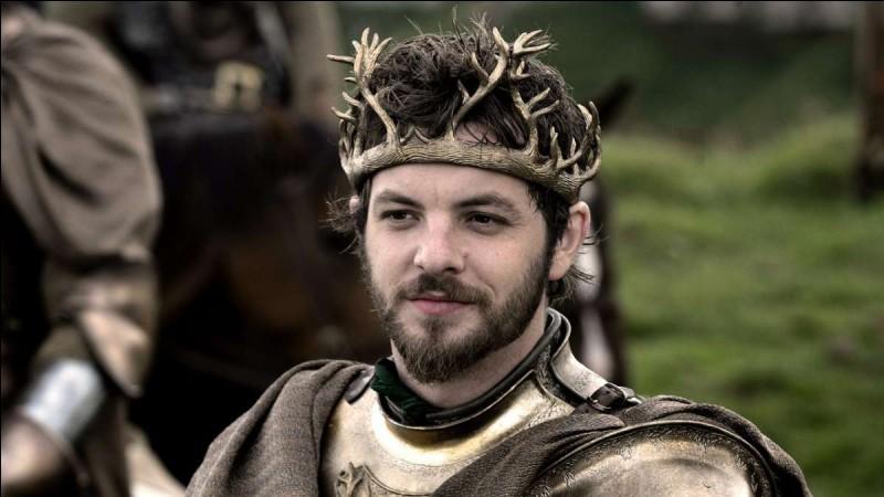 Dans quelle saison est mort Renly Baratheon ?