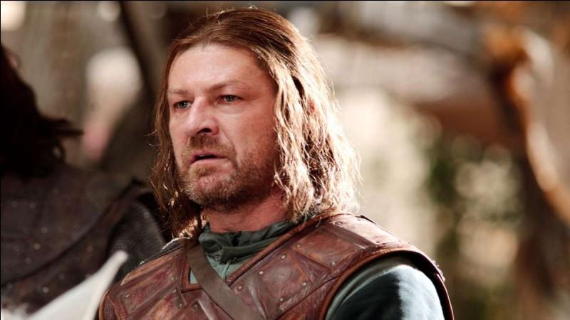 Dans quel épisode de la saison 1 est mort Ned Stark ?