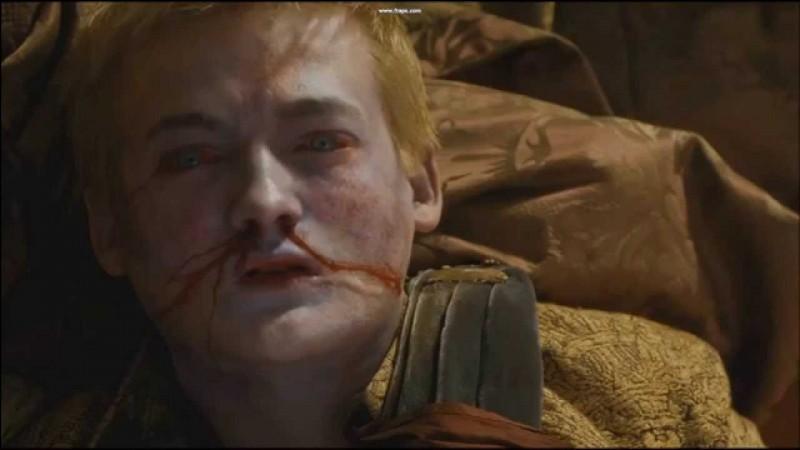 Jeoffrey Baratheon (Lanister) est mort dans la saison 4, mais dans quel épisode ?