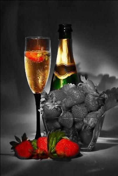 Quelle liqueur est mélangée au champagne, au rhum blanc et aux agrumes, pour obtenir le cocktail nommé marquisette ?