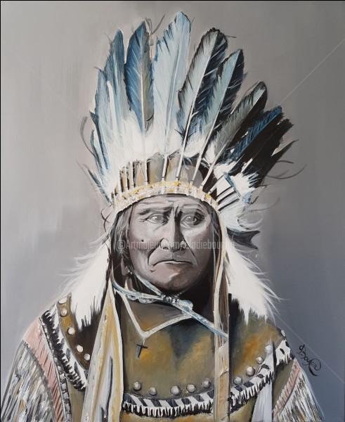 Célèbre chef apache !