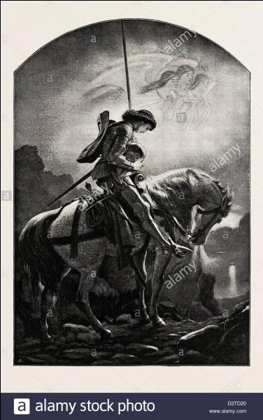 Fils de Lancelot du Lac, il est le plus jeune chevalier de la Table Ronde !