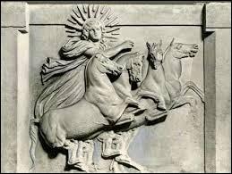Dans quelle mythologie trouve-t-on Hélios le dieu du Soleil ?