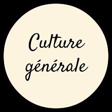 Culture générale : à vous de jouer ! (1)