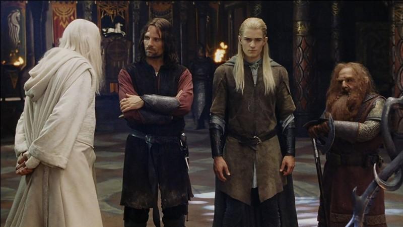 Année : 2003 Genre : Fantastique Acteurs : Elijah Wood, Viggo MortensenIndices : Gondor/Fantômes/Montagne/oliphant.Quel est ce film ?