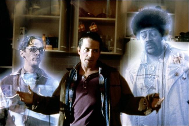 Année : 1997 Genre : Fantastique Acteurs : Michael J. Fox, Trini AlvaradoIndices : Architecte/Arnaqueur/Tueur/Infarctus. Quel est ce film ?
