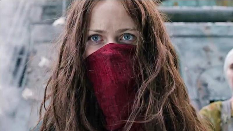 Année : 2018 Genre : Science-Fiction Acteurs : Hera Hilmar, Robert SheehanIndices : Apocalypse/Villes/Alliance/Fugitive. Quel est ce film ?