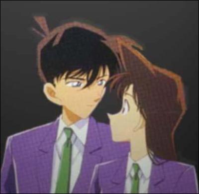 Qui est le couple qui ressemble vraiment a Shinichi et Ran (euh je vous donne la photo de shinichi et ran