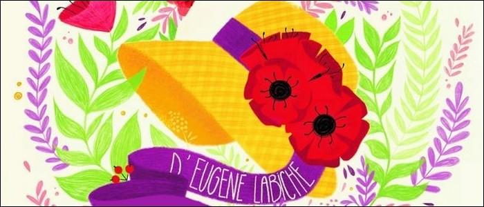 """D'où vient le """"chapeau de paille"""" d'Eugène Labiche, fidèle représentant du genre ?"""
