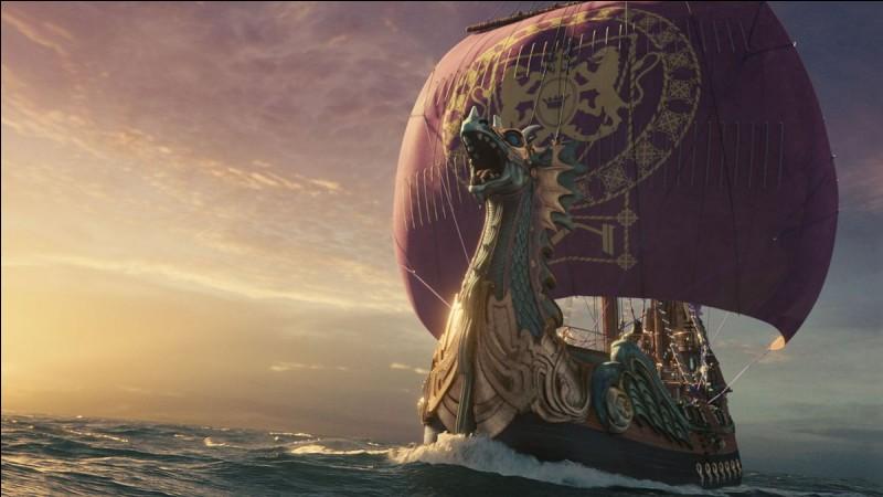 Comment s'appelle le bateau dans le 3ème film ?