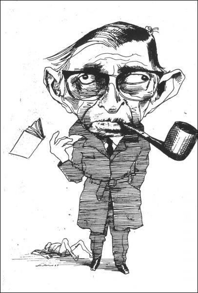 Comment s'intitule le chef-d'oeuvre de Sartre ?