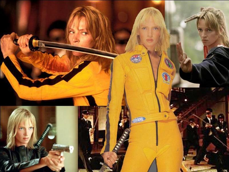 """""""Kill Bill - volume 1"""" est un film réalisé par Quentin Tarantino."""