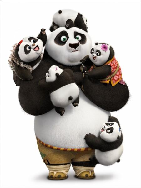 """""""Kung-Fu Panda"""" est un film joué par Alain Delon."""