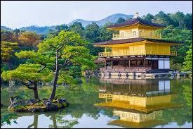 Dans quelle ville d'Asie peut-on admirer le Kinkaku-ji ?