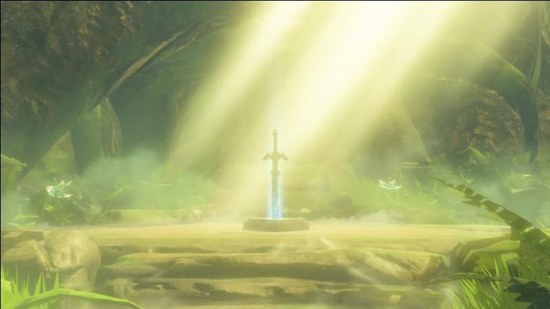 Combien fait l'épée de légende épuisée ?