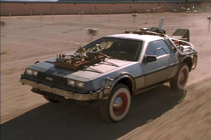 Dans quel film voit-on cette voiture ?