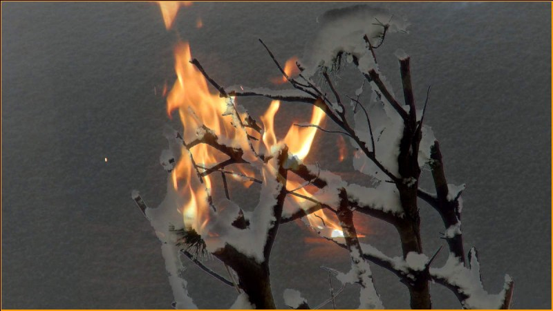 """Qui chantait """"Ce soir il neige jusqu'en enfer, il neige à fendre des cailloux"""" ?"""