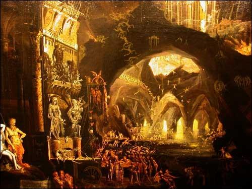 Qui était le dieu grec des Enfers ?