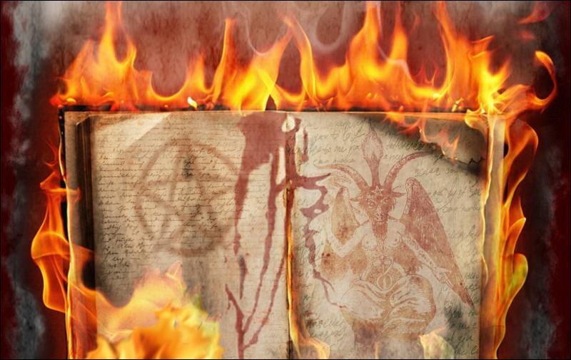 """Qui a écrit """"Les Saints vont en enfer"""" ?"""