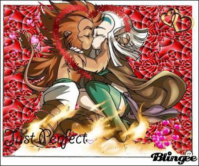 Pourquoi Shimy embrasse-t-elle Gryf ?