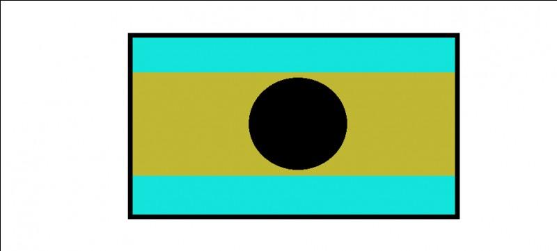 Ce drapeau est en filtre négatif ! Il représente…