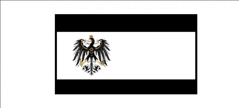 Quel est cet ancien drapeau ?