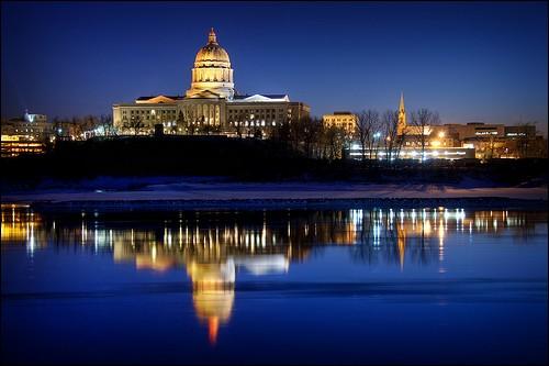 Aux Etats-Unis, quelle ville est la capitale du Missouri ?