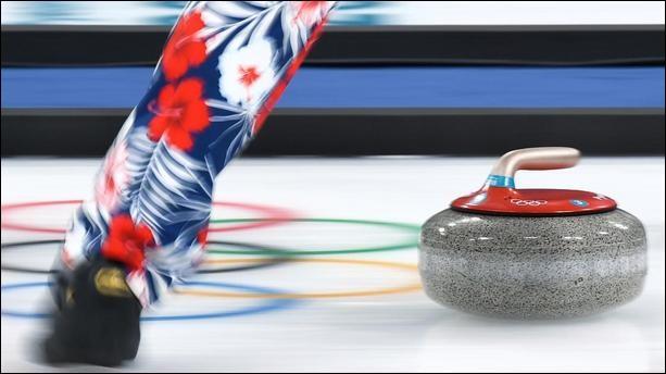 Combien une équipe de curling compte-t-elle de joueurs ?