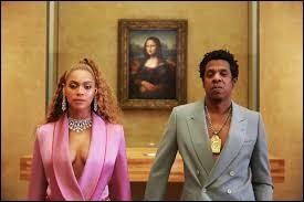 Quel lieu emblématique de Paris, Jay-Z et Beyoncé ont-ils privatisé pour tourner un clip vidéo ?
