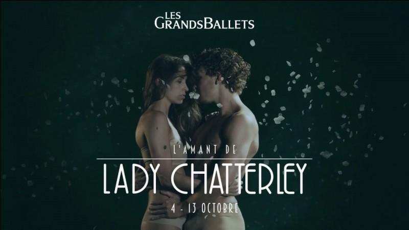 """""""Lady Chatterley"""" est un film joué par Hippolyte Girardot."""