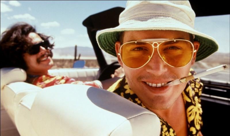 """""""Las Vegas Parano"""" est un film réalisé par Terry Gilliam."""