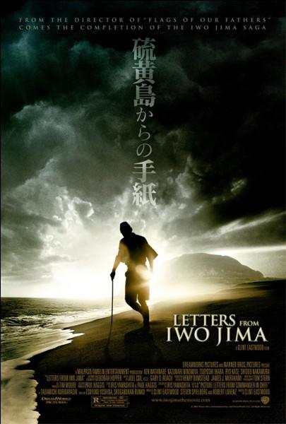 """""""Lettres d'Iwo Jima"""" est un long-métrage réalisé par Clint Eastwood."""