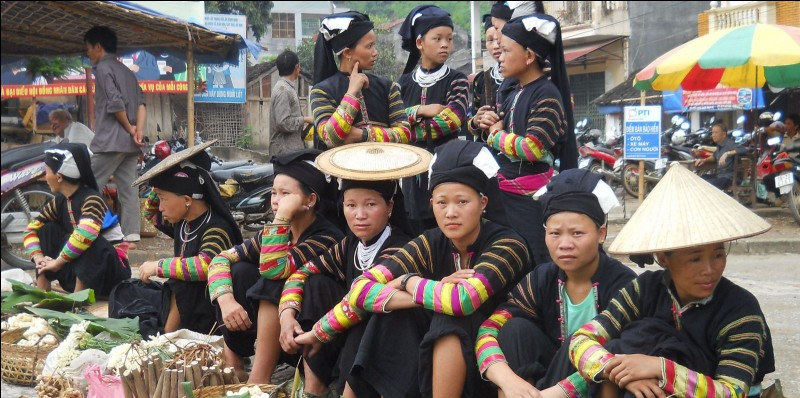 Combien y a-t-il d'ethnies minoritaires au Vietnam ?