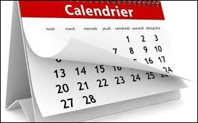 Quel est le dernier mois de l'année ?