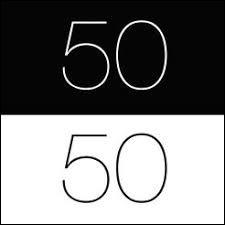 Combien fait 50 + 50 ?