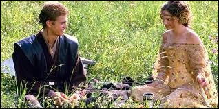Quel est le nom de la paisible contrée où se réfugient Padmé et Anakin ?