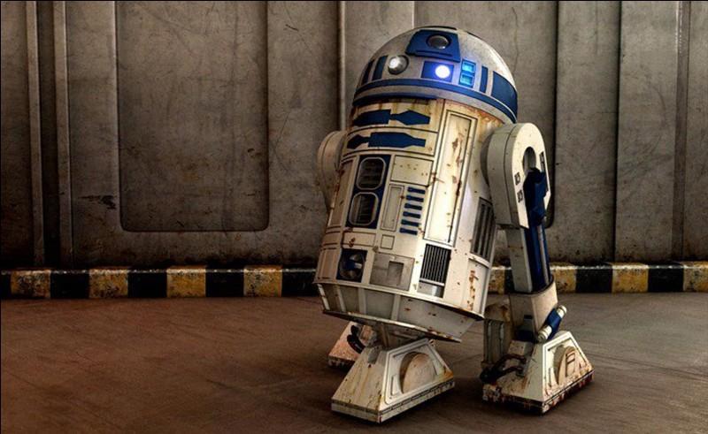 R2D2 est un droïde de protocole.
