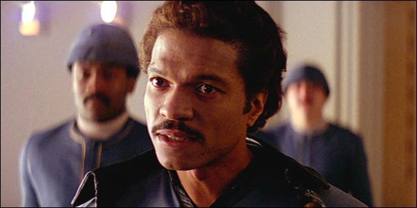 Lando Calrissian apparaît dans les épisodes 4, 5 et 6.