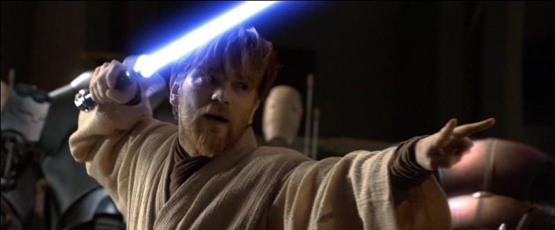 Obi-Wan Kenobi meurt dans l'épisode 5.