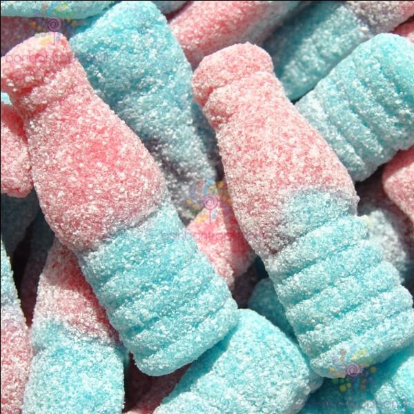 Bonbons : Quel est le nom de ces bonbons ?